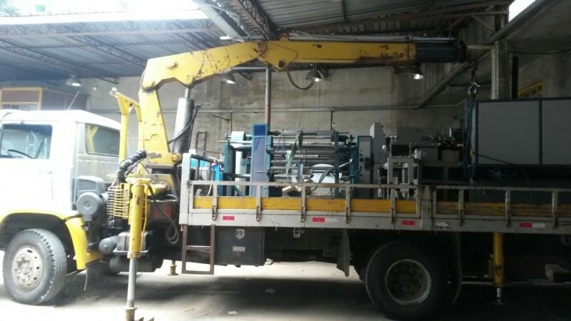 Quanto Custa Remoção de Container com Caminhão Munck Santana - Remoção de Container com Caminhão Munck