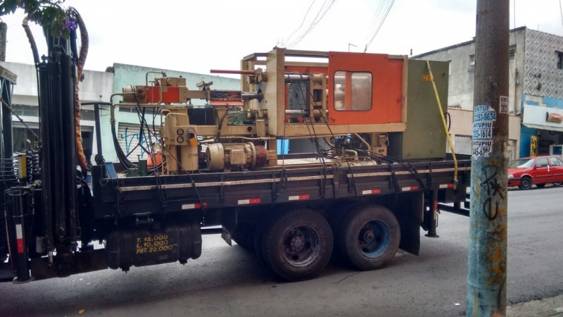 Remoção de Container com Caminhão Munck Jaraguá - Remoção de Container com Caminhão Munck