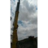 aluguel de munck para transporte de máquinas Vila Anastácio