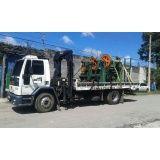 caminhão munck para alugar no Jaraguá