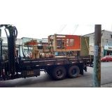 caminhões munck para aluguel em Mauá