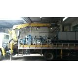 empresa de içamento de cargas com segurança Bairro do Limão