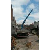 içamento de cargas para construções Casa Grande