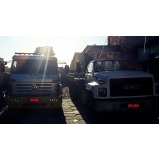 locação de caminhão munck para indústria preço Jardim Guarará