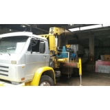 locação de munck para remoção de cargas Jardim Magali