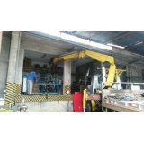 orçamento para locação de guindaste para carga pesada Cidade São Jorge