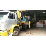 quanto custa aluguel de caminhão munck em são paulo na Vila Camilópolis