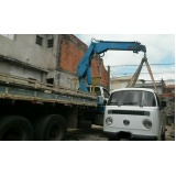 remoção de container com munck preço Vila Barros
