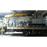 serviço de içamento de carga para construção Vila Fátima