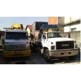 transporte com munck em sp preço em Santo Antônio