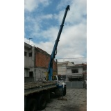 transporte de containers vazios preço Jardim Paraíso