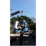 transporte de equipamentos pesados Cerâmica
