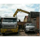 transporte de máquinas com guindalto Vila Dalila