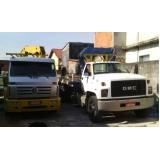 transporte de máquinas de munck preço Vila Alpina
