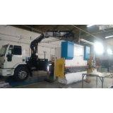 transporte de máquinas e equipamentos preço na Vila Barros
