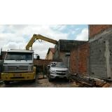 transporte e remoção de máquina Suzano