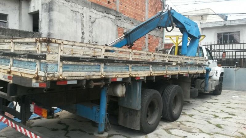 Transporte de Containers com Caminhão Munck Santo Antônio - Remoção de Container com Munck