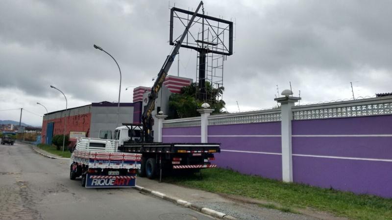 Transporte de Containers com Munck Vila América - Caminhões de Transporte de Containers