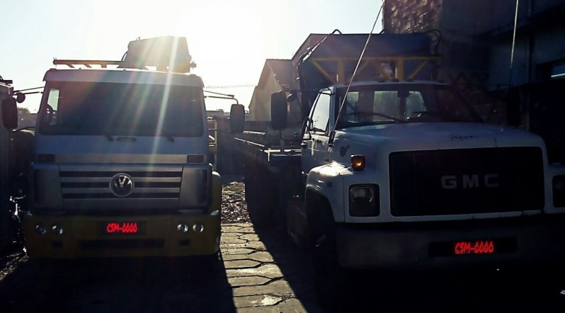 Transporte de Máquina Pesada Parque São Lucas - Transporte de Máquinas de Munck