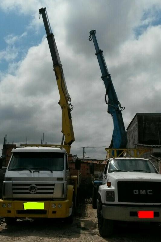 Transporte e Remoção de Máquinas Preço Poá - Transporte de Máquinas com Munck