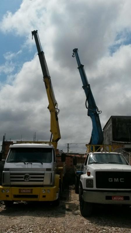 Transporte e Remoção de Máquinas Vila Alpina - Transporte de Máquinas com Guindalto